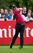 23.05.2015. Wentworth, England. BMW PGA Golf Championship. Round 3.  Marc Warren [SCO] 12th tee, during the final round of the 2015 BMW PGA Championship from The West Course Wentworth Golf Club