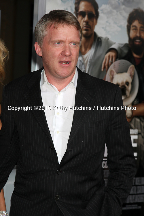 "LOS ANGELES - OCT 28:  Anthony Michael Hall arrives at the ""Due Date"" Premiere at Grauman's Chinese Theater on October 28, 2010 in Los Angeles, CA"
