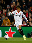 Joaquin Correa of Sevilla during the Champions League Group E match at the Anfield Stadium, Liverpool. Picture date 13th September 2017. Picture credit should read: Simon Bellis/Sportimage