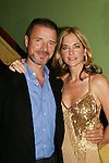"""OLTL James and Kassie DePaiva (husband and wife) - The Divas of Daytime TV (three great soap stars, two great ABC soaps and one great show) - """"A Great Night of Music and Comedy"""" on November 7, 2008 at the Mishler Theatre, Altoona, PA with meet and greet, autographs and photo ops. Portion of proceeds to benefit Altoona Mirror Season of Sharing. Mid-Life Productions Inc in association with Creative Entertainment presents this great show. (Photo by Sue Coflin/Max Photos)"""