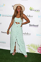 LOS ANGELES - JUN 1:  Kinya Claiborne at the 2nd Annual Bloom Summit at the Beverly Hilton Hotel on June 1, 2019 in Beverly Hills, CA
