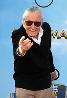 ^^^FILE PHOTO*** STAN LEE SUES FORMER COMPANY FOR ONE BILLION DOLLARS IN ALLEGED FRAUDULENT SALES AGREEMENT<br /> HOLLYWOOD, CA June 28- Stan Lee, At Premiere Of Columbia Pictures' &quot;Spider-Man: Homecoming&quot; at The TCL Chinese Theatre IMAX, California on June 28, 2017. Credit: Faye Sadou/MediaPunch