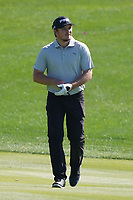 Eddie Pepperell (ENG) on the 8th during Round 1 of the Abu Dhabi HSBC Championship 2020 at the Abu Dhabi Golf Club, Abu Dhabi, United Arab Emirates. 16/01/2020<br /> Picture: Golffile | Thos Caffrey<br /> <br /> <br /> All photo usage must carry mandatory copyright credit (© Golffile | Thos Caffrey