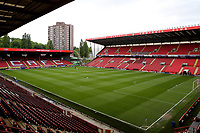 General view of Charlton FC ahead of the Play-Off Semi-Final during Charlton Athletic vs Shrewsbury Town, Sky Bet EFL League 1 Play-Off Football at The Valley on 10th May 2018