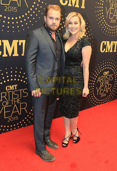 02 December 2015 - Nashville, Tennessee - Kyle Jacobs, Kellie Pickler. 2015 &quot;CMT Artists of the Year&quot; held at Schermerhorn Symphony Center. <br /> CAP/ADM/BM<br /> &copy;BM/ADM/Capital Pictures