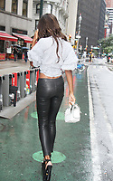 NEW YORK, NY August 29, 2017 Jasmine Tookes at Victoria Secret Fitting  at Victoria Secret Office in New York August 29 2017.Credit:RW/MediaPunch