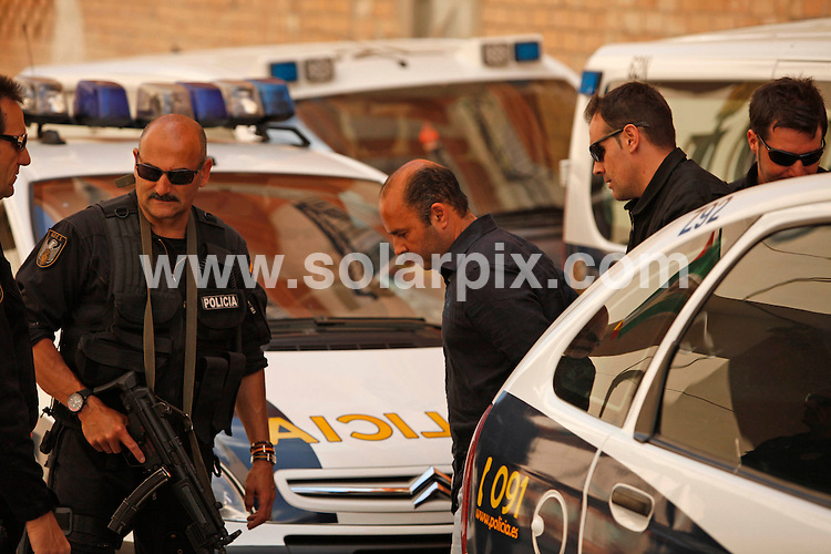 **ALL ROUND PICTURES FROM SOLARPIX.COM**.**WORLDWIDE SYNDICATION RIGHTS**.Pictures from the court in Estepona on the Costa del Sol, where the first of the people arrested in the Police operation against the Kinahan family, have started to appear for the first time. Estepona, Spain. 28 May 2010.Full story by Tom Worden (Tag News Media) +34 680 152 448....JOB REF: 11343 NNA      DATE: 28_05_2010.**MUST CREDIT SOLARPIX.COM OR DOUBLE FEE WILL BE CHARGED**.**MUST NOTIFY SOLARPIX OF ONLINE USAGE**.**CALL US ON: +34 952 811 768 or LOW RATE FROM UK 0844 617 7637**