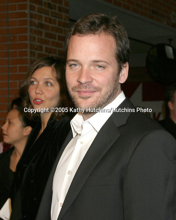 Peter Sarsgaard.Brokeback Mountain LA Screening.Mann's National Theater.Westwood, CA.November 29, 2005.©2005 Kathy Hutchins / Hutchins Photo