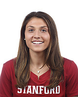 Stanford, CA - September 20, 2019: Dani Jacobstein, Athlete and Staff Headshots