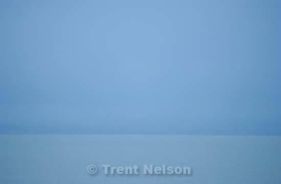 blue water and sky, utah lake<br />