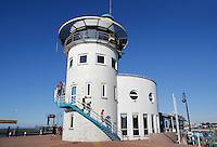 Uitzichtpunt Havenbeheer in Harlingen