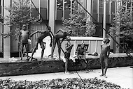 Manhattan, New York City, NY. 1973. <br />
