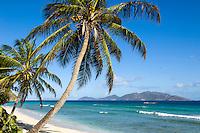 Long Bay beach, Tortola, British Virgin Islands