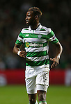 Moussa Dembele of Celtic during the Champions League Group C match at the Celtic Park Stadium, Glasgow. Picture date: September 28th, 2016. Pic Simon Bellis/Sportimage