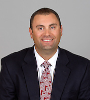 Matt Doyle Associate AD/Director of Football Operations. Photo taken on Wednesday, September 25, 2013.