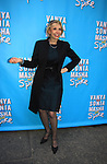"""Julie Halston at Broadway's """"Vanya and Sonia and Masha and Spike"""" which had its opening night on March 14, 2013 at the Golden Theatre, New York City, New York.  (Photo by Sue Coflin/Max Photos)"""