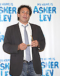 Director Gordon Edelstein attends the Meet & Greet for the new Off-Broadway Play 'My Name Is Asher Lev'  at the Davenport Studios on 10/22/2012 in New York City.