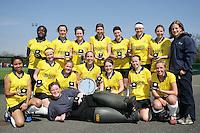 Old Loughtonians HC Ladies 2nd XI vs Woking HC 2nd XI 22-04-06