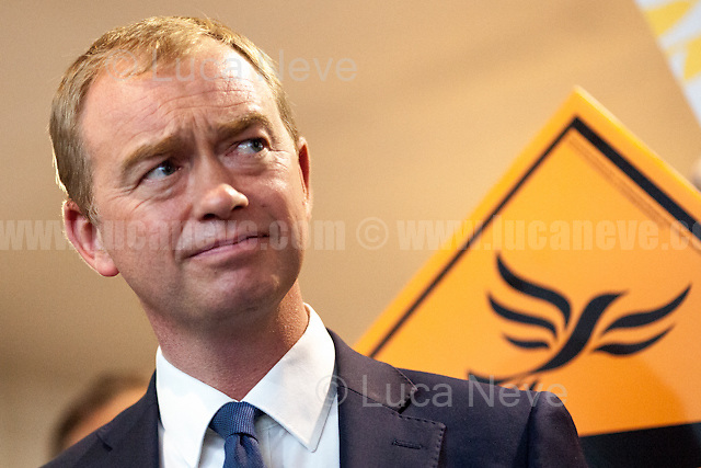 Tim Farron (Leader of the Liberal Democrats).<br />