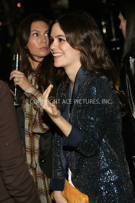 WWW.ACEPIXS.COM . . . . . ....December 15 2008, Hollywood....Actress Rachel Bilson at the grand opening party of the D&G Flagship Boutique on Robertson Boulevard on December 15, 2008 in Los Angeles, California.....Please byline: JOE WEST- ACEPIXS.COM.. . . . . . ..Ace Pictures, Inc:  ..(646) 769 0430..e-mail: info@acepixs.com..web: http://www.acepixs.com