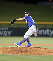 Tony Gonsolin - Los Angeles Dodgers 2019 spring training (Bill Mitchell)