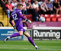 Bristol Rovers' Anssi Jaakkola<br /> <br /> Photographer Chris Vaughan/CameraSport<br /> <br /> The EFL Sky Bet League One - Lincoln City v Bristol Rovers - Saturday 14th September 2019 - Sincil Bank - Lincoln<br /> <br /> World Copyright © 2019 CameraSport. All rights reserved. 43 Linden Ave. Countesthorpe. Leicester. England. LE8 5PG - Tel: +44 (0) 116 277 4147 - admin@camerasport.com - www.camerasport.com