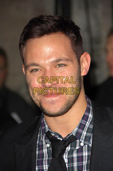 WILL YOUNG.The British Independent Film Awards, The Roundhouse, London, England..November 28th, 2007.headshot portrait stubble facial hair .CAP/CAS.©Bob Cass/Capital Pictures
