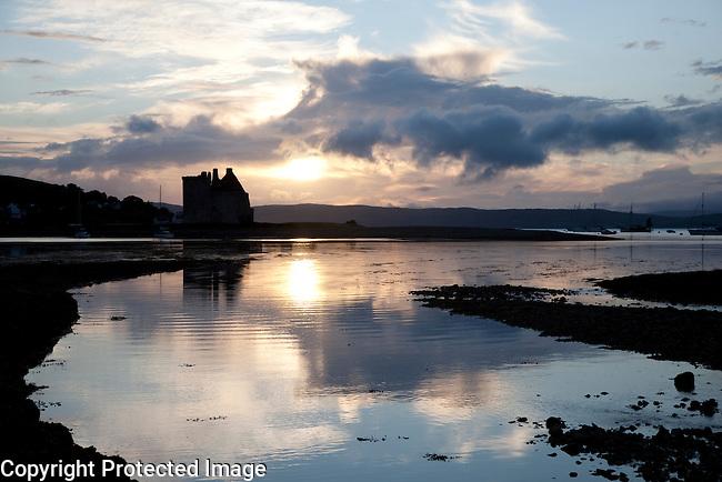 Lochranza Castle, Isle of Arran, Scotland