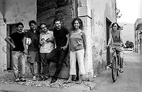 Nave (Brescia). The Indie rock band Le man avec les lunettes