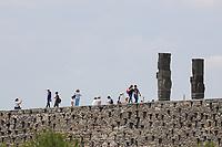 Tula Toltec Archaeological Ruins - Hidalgo, Mexico