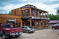 Missouri Hick Bar-B-Que Route 66 Cuba Missouri.