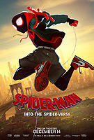 SPIDER-MAN: INTO THE SPIDER-VERSE (anim., 2018)<br /> poster<br /> *Filmstill - Editorial Use Only*<br /> CAP/FB<br /> Image supplied by Capital Pictures