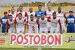 BOGOTÁ – COLOMBIA _ 30-11-2013 / En compromiso de ida de la final del Torneo de Ascenso Colombiano 2013, Fortaleza FC cayó 0 – 2 ante Uniautónoma FC en el estadio metropolitano de Techo de Bogotá.