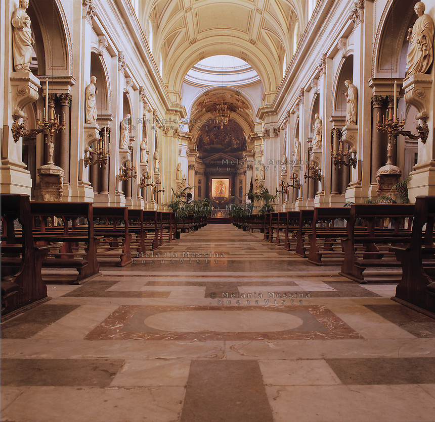 Palermo, the cathedral.<br /> Cattedrale di Palermo.