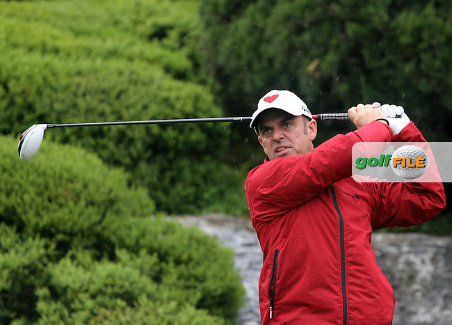 Paul McGinley (IRL) during the Pro Am of the Ballantines Championship 2012 at Blackstone Golf Course, Icheon, Korea...(Photo Jenny Matthews/www.golffile.ie)