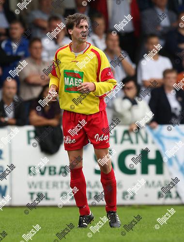 2007-09-18 / Voetbal / KSV Bornem / Mitchell Van Den Eynde