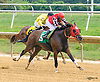 Strong Shaft winning at Delaware Park on 9/8/16