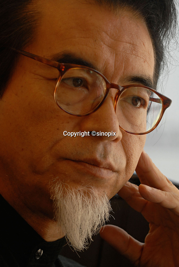 The father of a boy who locked himself in his room for 13 years. The phenomenen of locking oneself in a room, unable to face society and other humans is known as &quot;hikikomori&quot; in Japan.  There are apparently 1.3 million hikimori in Japan.<br /> <br /> 10-Oct-2006