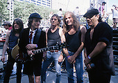 AC/DC ; Live, In New York City ; .Photo Credit: Eddie Malluk/Atlas Icons.com
