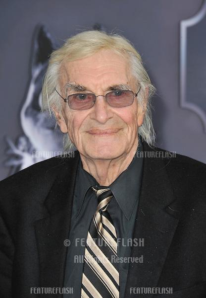 """Martin Landau at the premiere of his movie """"Frankenweenie"""" at the El Capitan Theatre, Hollywood..September 24, 2012  Los Angeles, CA.Picture: Paul Smith / Featureflash"""