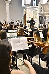 Nel Duomo di Ravello,<br /> Orchestra Sinfonica degli allievi del Conservatorio di Musica <br /> 'S. Pietro a Majella' di Napoli<br /> Direttore Leonardo Quadrini<br /> <br /> Musiche di Khachaturian, Bizet, Verdi, Rossini, Saint Saëns, Grieg, Rachmaninov