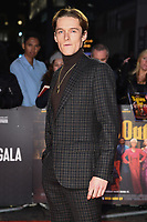 "Jacob Collins Levy<br /> arriving for the ""Knives Out"" screening as part of the London Film Festival 2019 at the Odeon Leicester Square, London<br /> <br /> ©Ash Knotek  D3524 08/10/2019"