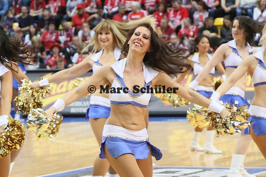 Fraport Skyliners Dance Team - Fraport Skyliners vs. Brose Baskets Bamberg, Fraport Arena Frankfurt