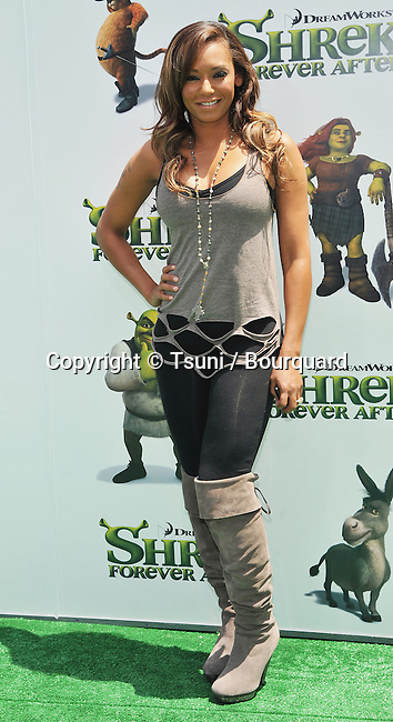 Mel B _ Melanie Brown _127   -<br /> Shrek Forever After Premiere at the Gibson Amphitheatre in Los Angeles.