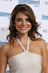 BEVERLY HILLS, CA. - September 20: TV Personality Maria Menounos arrives at Entertainment Weekly's 6th annual pre-Emmy celebration presented by Revlon at the Historic Beverly Hills Post Office on September 20, 2008 in Beverly Hills, California.