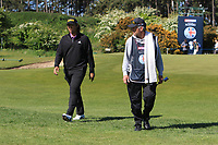 Gavin Green (MAS) walking to the 5th tee during Round 4 of the Betfred British Masters 2019 at Hillside Golf Club, Southport, Lancashire, England. 12/05/19<br /> <br /> Picture: Thos Caffrey / Golffile<br /> <br /> All photos usage must carry mandatory copyright credit (© Golffile | Thos Caffrey)
