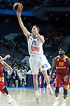 Real Madrid's Jaycee Carroll during Euroleague, Regular Season, Round 5 match. November 3, 2016. (ALTERPHOTOS/Acero)