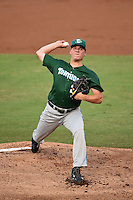 Daytona Tortugas pitcher Nick Howard (29) delivers a pitch during a game against the Tampa Yankees on April 24, 2015 at George M. Steinbrenner Field in Tampa, Florida.  Tampa defeated Daytona 12-7.  (Mike Janes/Four Seam Images)