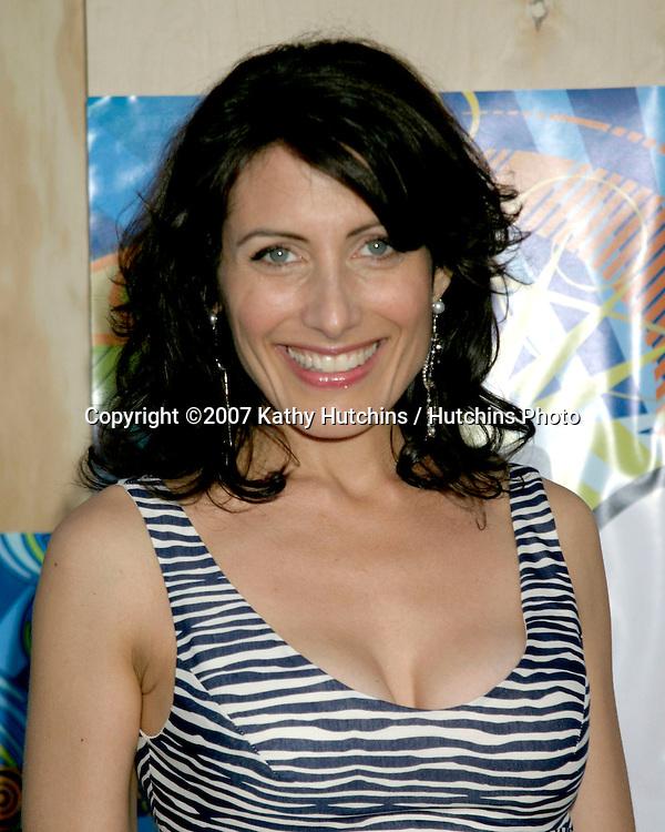 Lisa Edelstein.Fox TV TCA Party.Santa Monica Pier.Santa Monica, CA.July 23, 2007.©2007 Kathy Hutchins / Hutchins Photo....