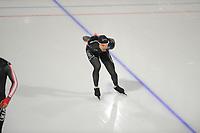 SPEEDSKATING: CALGARY: Olympic Oval, 30-11-2017, ISU World Cup, Ted-Jan Bloemen (CAN), ©photo Martin de Jong